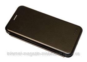 Чехол-книжка Samsung A015 Galaxy A01 черная G-Case Ranger Series