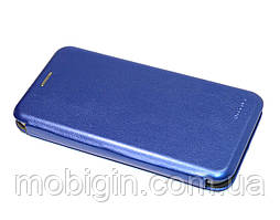 Чехол-книжка Samsung A015 Galaxy A01 синяя G-Case Ranger Series
