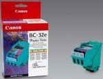 Картриджи Canon BC-32e photo для Canon BJC-6000, 6100, 6200, 6500,BJ-S450, S4500