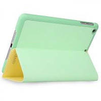 Чехол Devia для iPad Air Youth Green/Yellow