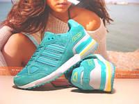 Женские кроссовки для бега Demax ZX 750 зеленые 38 р.