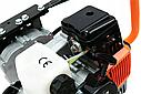 Мотобур 5200Вт Black (3 шнека і масло комплекті 150-200-250мм), фото 7