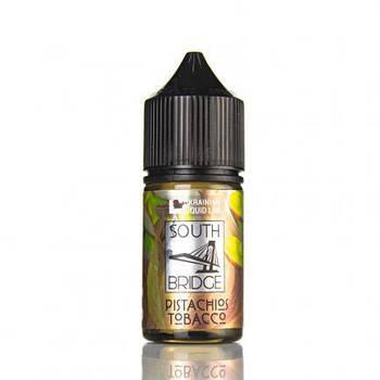 Премиум жидкость для электронных сигарет South Bridge Pistachios Tobacco