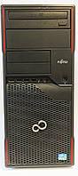 Компьютер БУ Fujitsu P510 P710 P910 Mini Tower Intel Core i3 3240 3.4GHz , 8GB DDR3, 250GB HDD