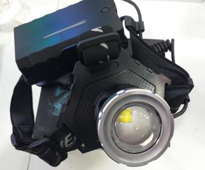 Налобный фонарь Т50-Р50