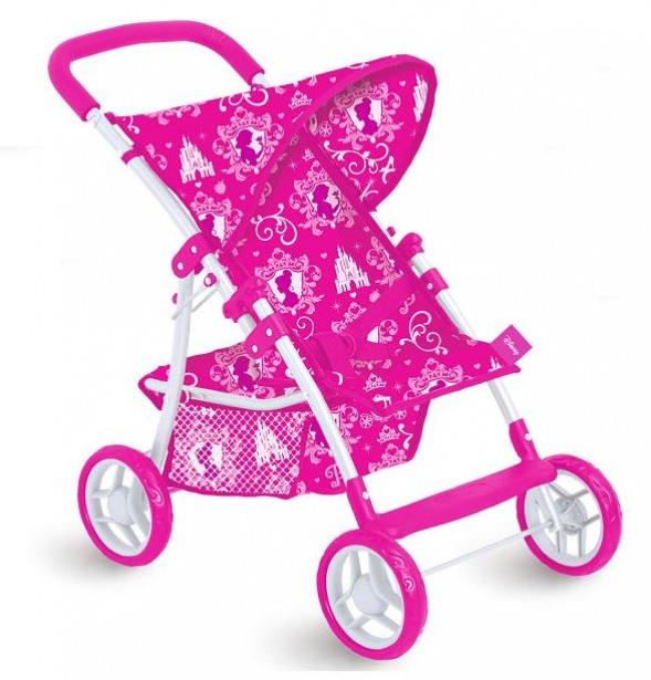 Коляска игрушечная для кукол.Игрушечная коляска Дисней.Игрушки для девочек.