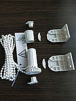 Комплект держателей рулонных штор 25