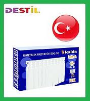 Биметаллические радиаторы Kalde500/100 мм (Кальде)