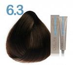 Стойкая крем-краска 3DeLuXe professional № 6-3 - тёмный блондин золотистый, 100 мл