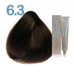 Стойкая крем-краска 3DeLuXe professional № 6-3 - тёмный блондин золотистый, 100 мл, фото 1