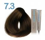 Стойкая крем-краска 3DeLuXe professional № 7-3 - блондин золотистый, 100 мл