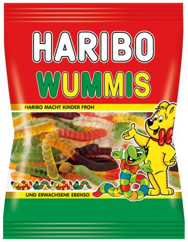 Жувальні цукерки Haribo Wummis 175 g, фото 2