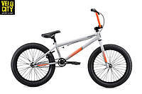 Велосипед BMX LEGION L20 20 MONGOOSE серый