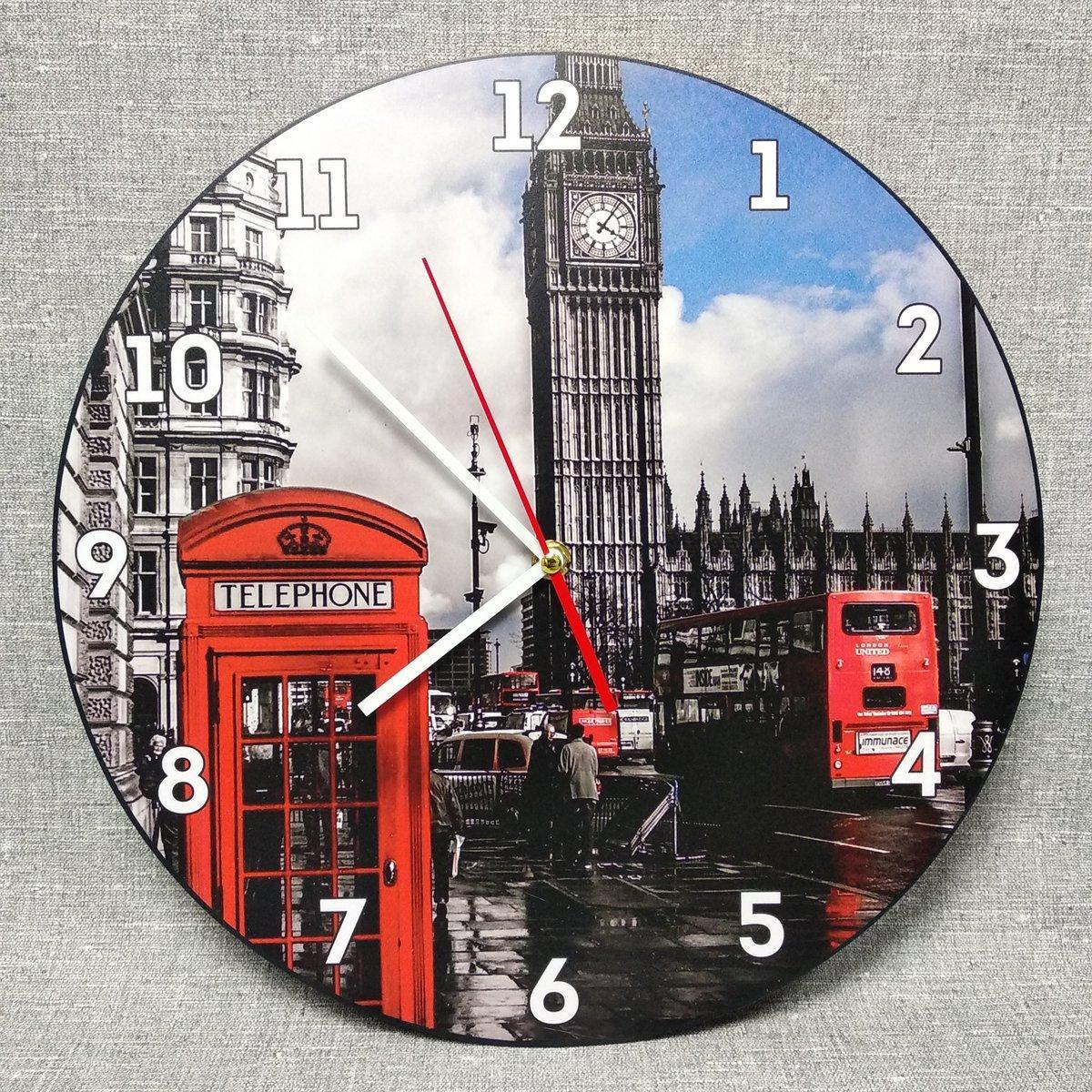 Часы настенные Вестминстерский дворец