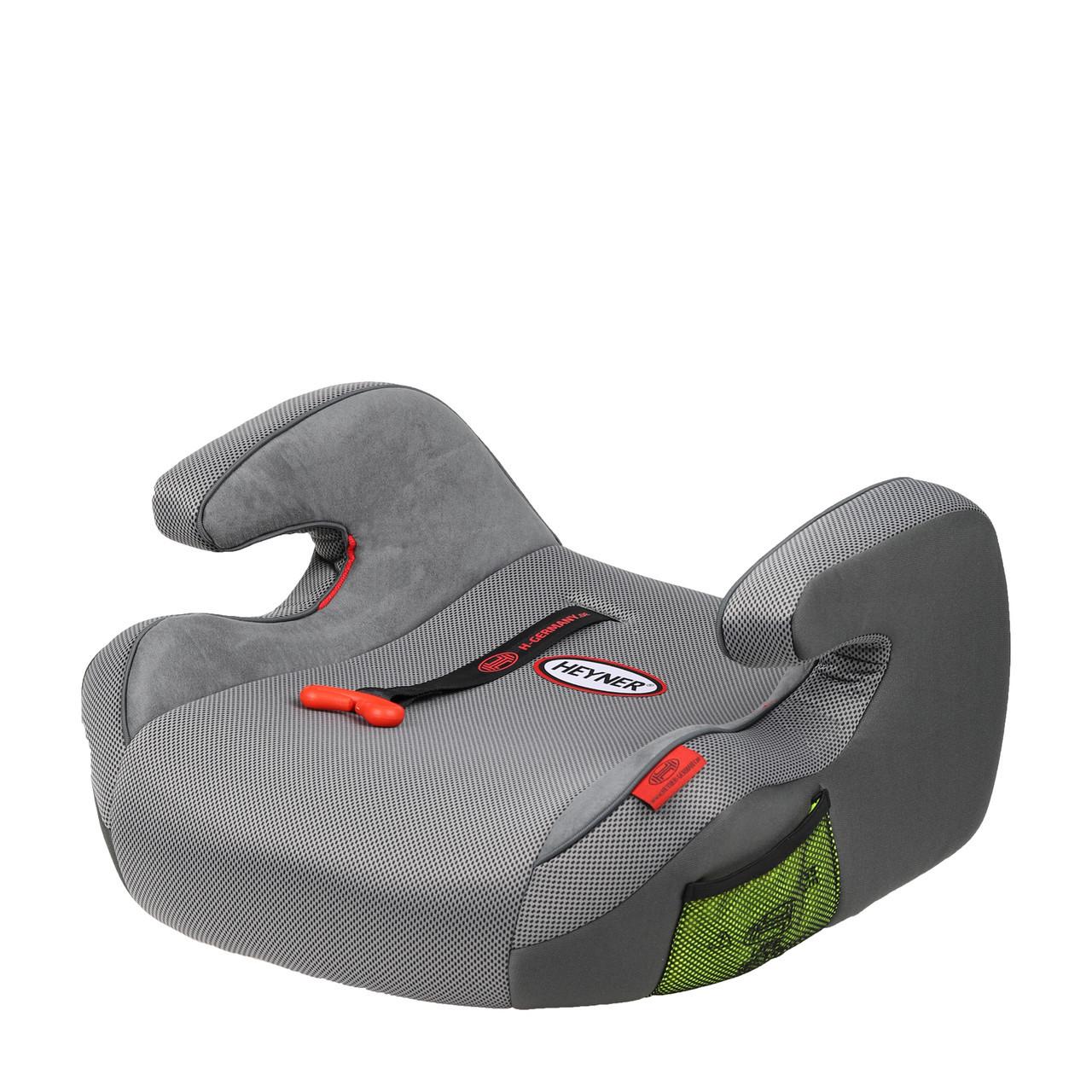 Бустер Heyner SafeUp Comfort  XL (II + III) Koala Grey 783 200 серый 15-36 кг