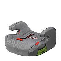 Бустер Heyner SafeUp Comfort  XL (II + III) Koala Grey 783 200 серый 15-36 кг, фото 1