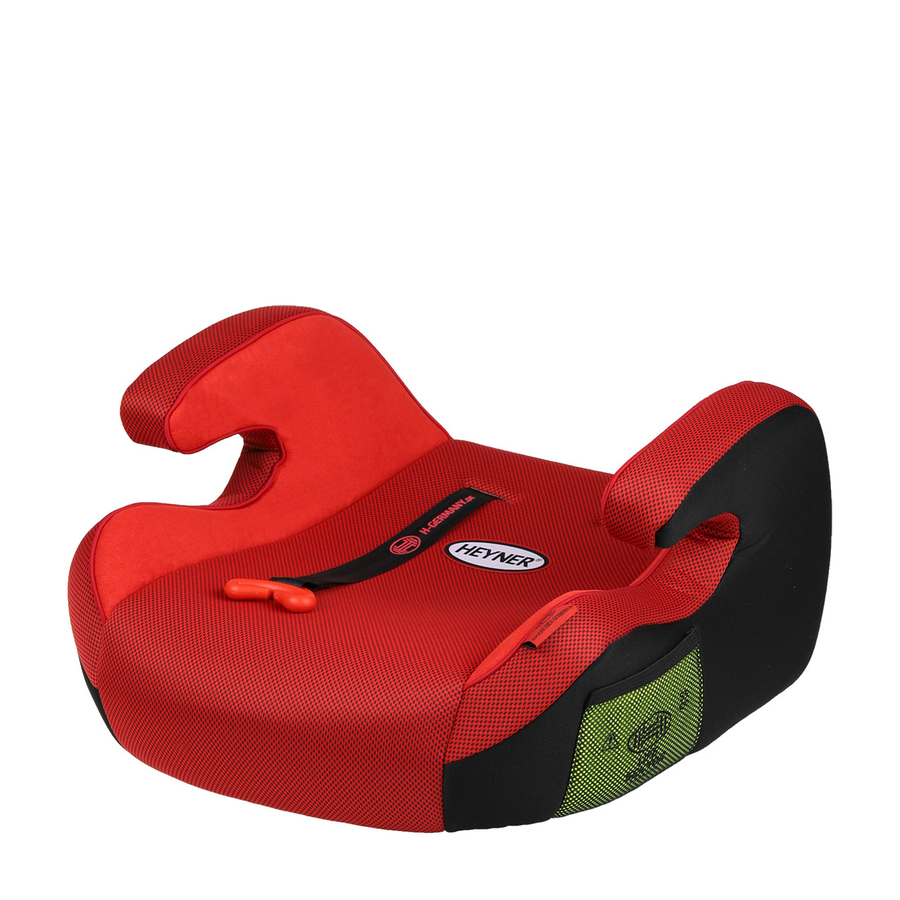 Бустер Heyner SafeUp Comfort  XL (II + III) Racing Red 783 300 красный 15-36 кг
