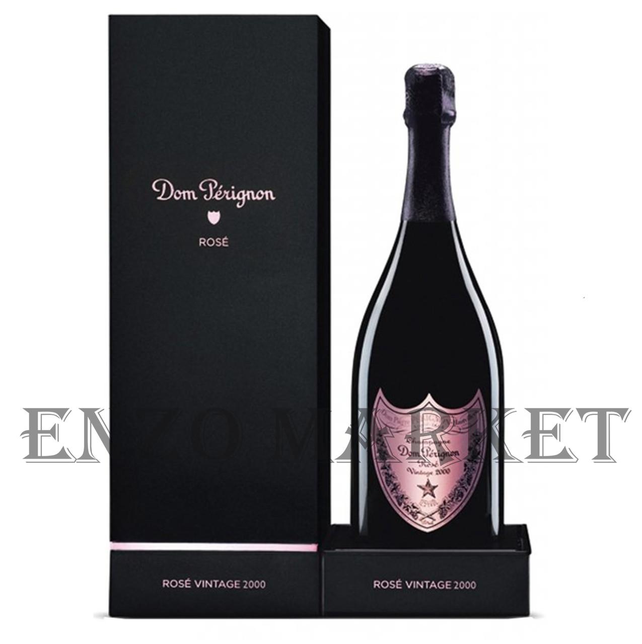 Шампанское Dom Perignon Rose 2005 (Дом Переньйон Розе 2005) 12.5%, 0,75 литра