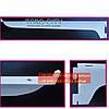 Полкодержатель 40 см Усиленный  в Настенную  Рейку для полок    белый   Китай
