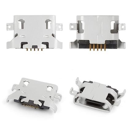 Разъем зарядки Lenovo P780, 5 pin, micro-USB тип-B, фото 2