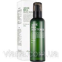 Тонер с высоким содержанием алоэ и салициловой кислотой Benton Aloe BHA Ski
