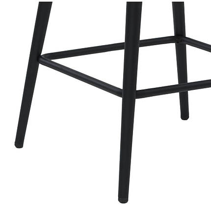 Полубарный стул Antiba гранат TM Concepto, фото 2
