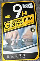 Защитное стекло для телефона Samsung A3 A3000 пленка
