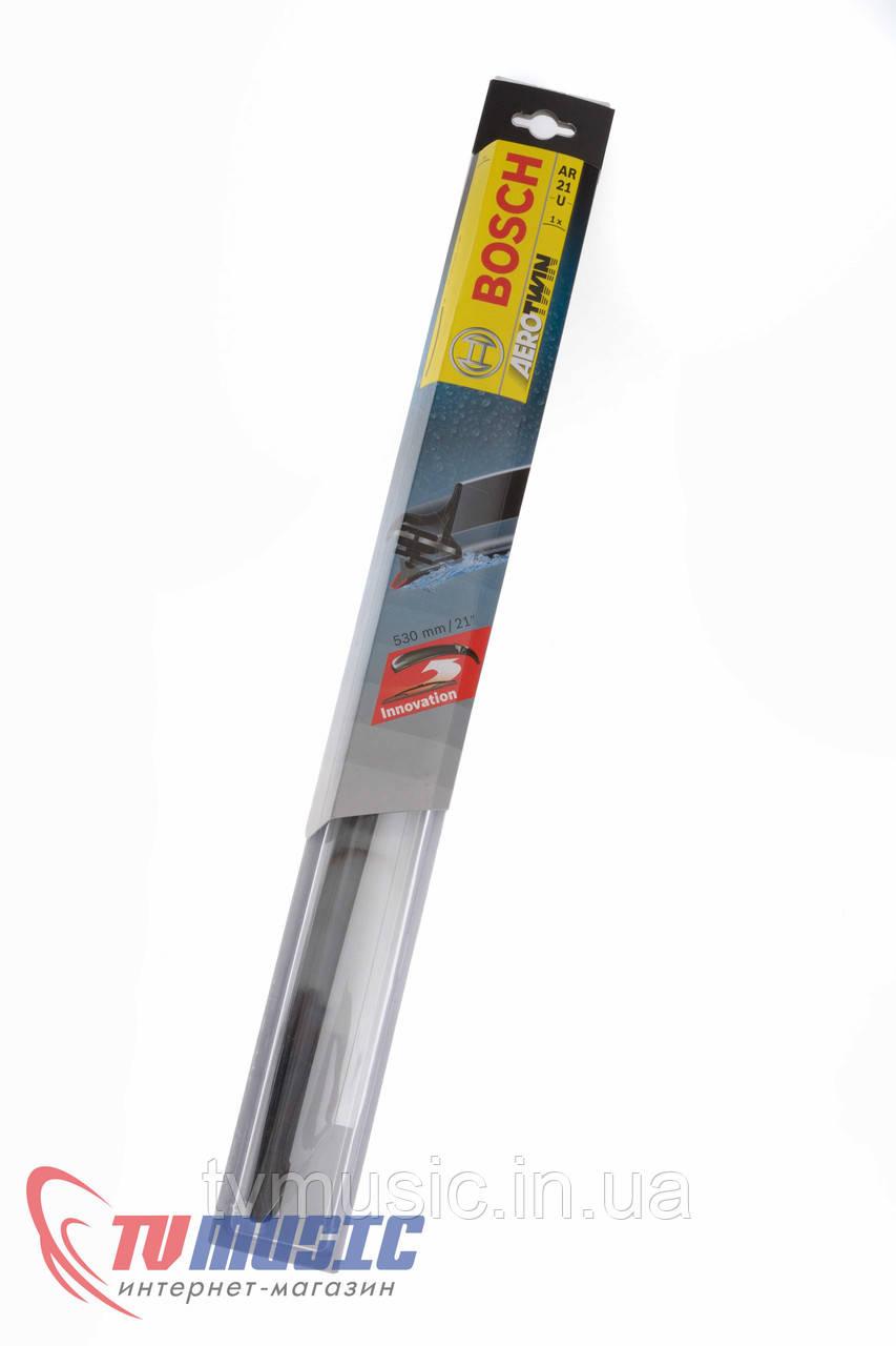 Щетка стеклоочистителя Bosch AeroTwin AR21U (3 397 008 536)