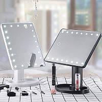 Зеркало с подсветкой для макияжа Large Led Mirror, фото 1
