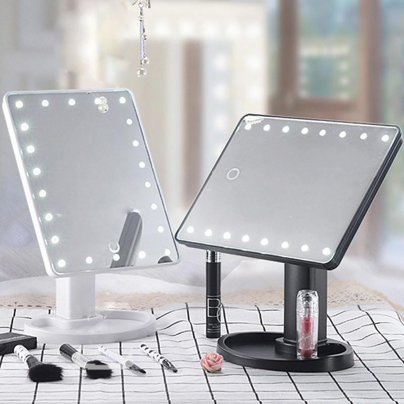 Зеркало с подсветкой для макияжа Large Led Mirror