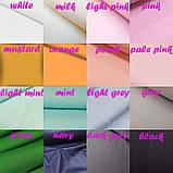 Выбери свой дизайн чехла для подушки 200см многофункциональная для сна и кормления, для беременных и деток, фото 6