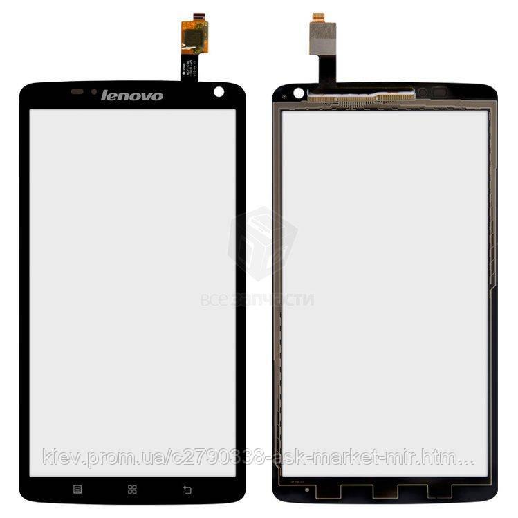 Оригинальная сенсорная панель для Lenovo S930