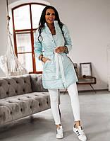 """Куртка женская демисезонная удлиненная, размеры 42-46 (4цв) """"NICOLE"""" купить недорого от прямого поставщика"""