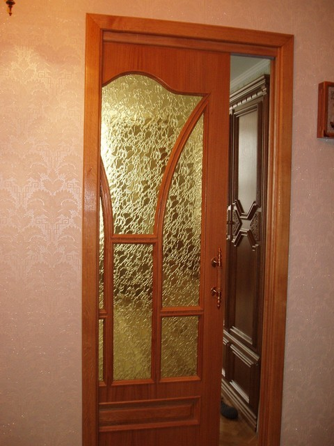 Межкомнатные раздвижные двери и перегородки
