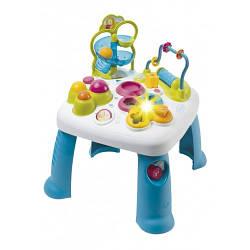 Детский игровой стол Smoby Cotoons Лабиринт Цветок со звуковыми и световыми эффектами 110426