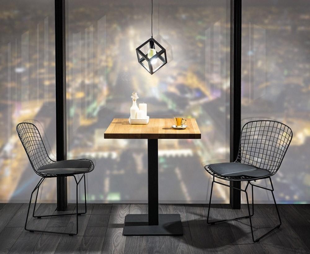 Деревянные столы для кафе бара ресторана от производителя в Украине