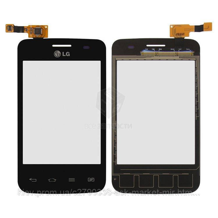 Оригинальная сенсорная панель для LG Optimus L3 II (E425, E430, E435)