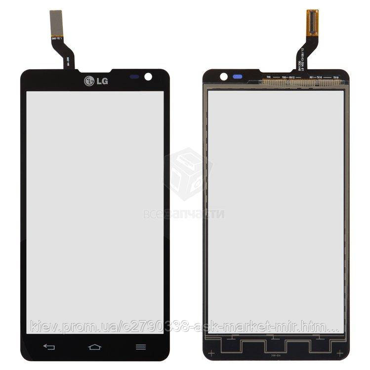 Оригинальная сенсорная панель для LG Optimus L9 II D605