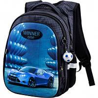 Школьный рюкзак для мальчика подарок брелок игрушка Winner R1-006