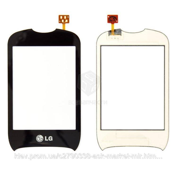 Оригинальная сенсорная панель для LG T310 Cookie Style