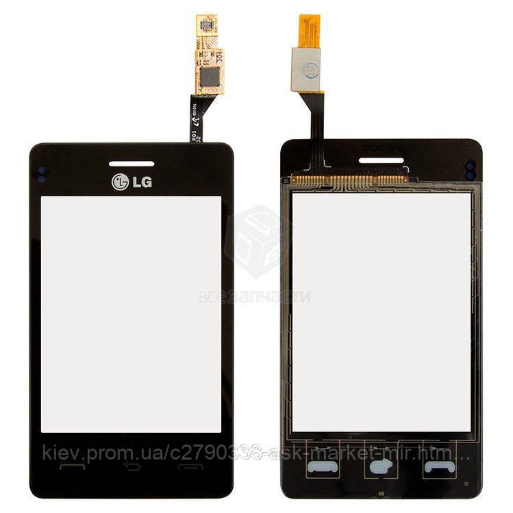Оригинальная сенсорная панель для LG T370, T375 Cookie Smart