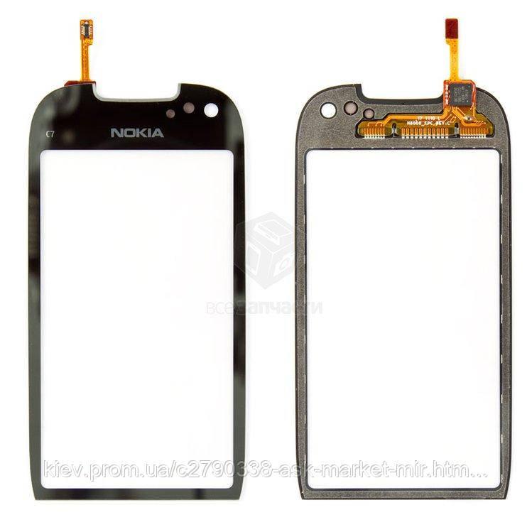 Оригинальная сенсорная панель для Nokia C7-00