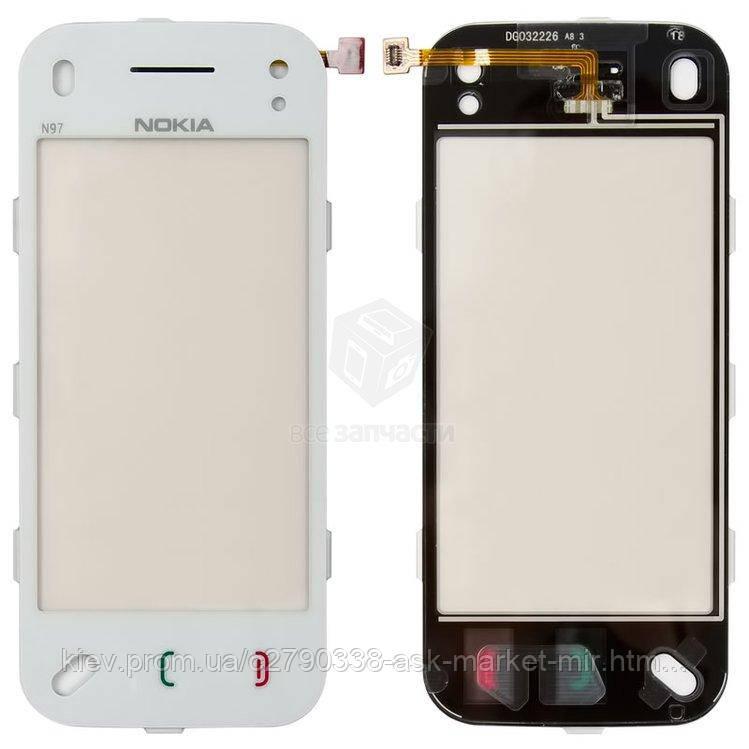 Оригинальная сенсорная панель для Nokia N97 Mini