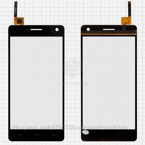 Сенсор для Nomi i501 Style Original Black #F00G50XXXW6BV00, фото 2