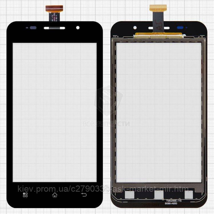 Оригинальная сенсорная панель для Prestigio MultiPhone 4322 Duo