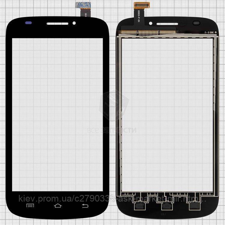 Оригинальная сенсорная панель для Prestigio MultiPhone 5000 Duo