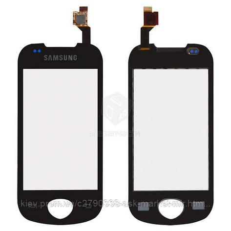 Сенсор для Samsung Galaxy Apollo I5801 Original Silver, фото 2