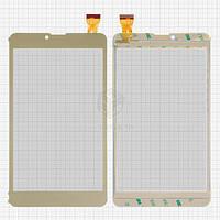 Сенсор для Assistant AP-755G Original Gold 30 pin (184 * 104 мм) #GT70PG172/XLD708-V0