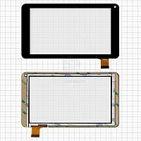 Сенсор для Impression ImPAD 5214 Original Black 30 pin (186 * 104 мм) #LH5920/TPT-070-229 FHX/FPC-TP070215(708B)-00/BLX 269/FM711501KA