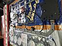 Комплект прокладок двигателя на автобус Ашок Волошка Баз А081, фото 3